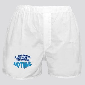 If I can Survive Band Camp... Boxer Shorts