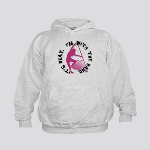 With The Band Kids Hoodie