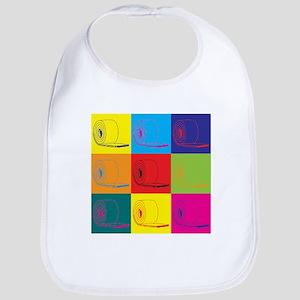 Insulation Pop Art Bib