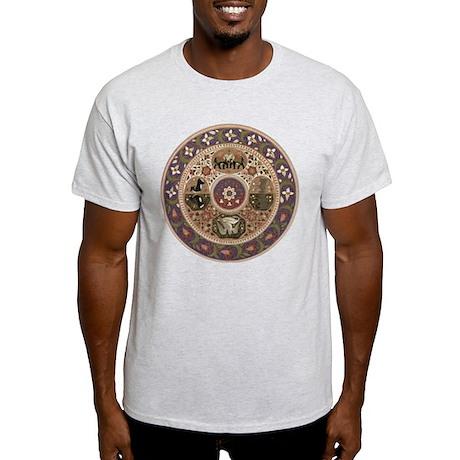 Wheel of Life Light T-Shirt
