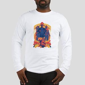 GOTG Group Long Sleeve T-Shirt