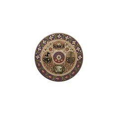 Wheel of Life Mini Button (10 pack)