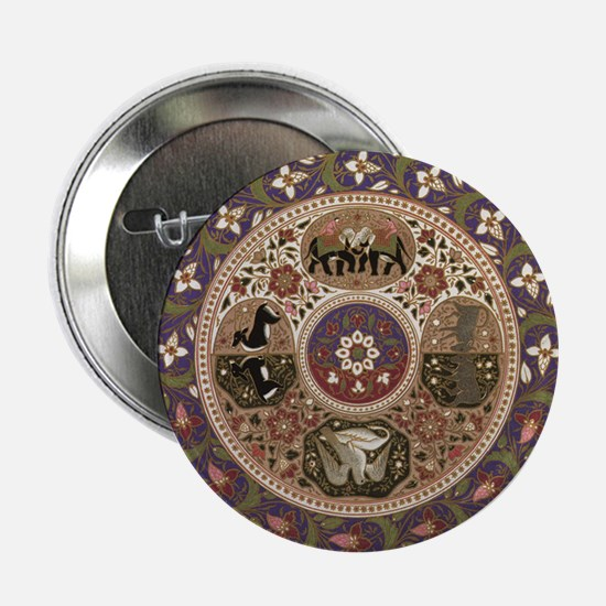 """Wheel of Life 2.25"""" Button (10 pack)"""