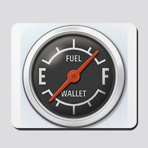 Gas Gauge Mousepad