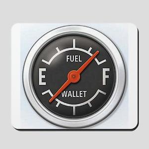 Gas Gauge Mousepad