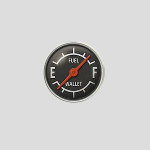 Gas Gauge Mini Button