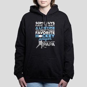 Favorite Hockey Player Mine Calls Me Pa Sweatshirt
