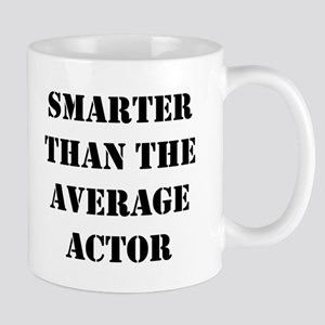 Average actor Mug