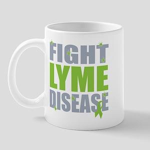 Fight Lyme Disease Mug