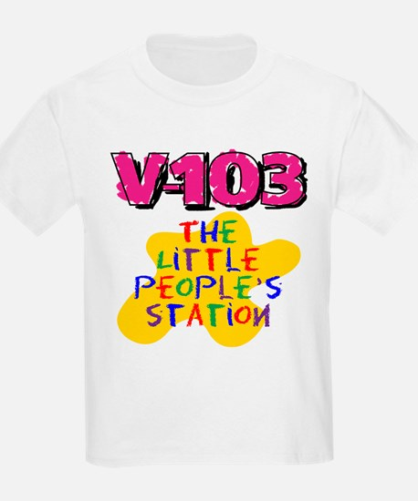 Little People's Station T-Shirt
