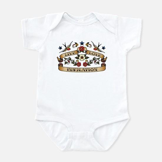 Live Love Insulation Infant Bodysuit