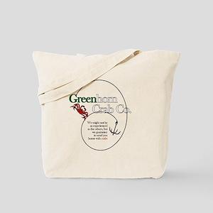 Greenhorn Crab Co. Tote Bag