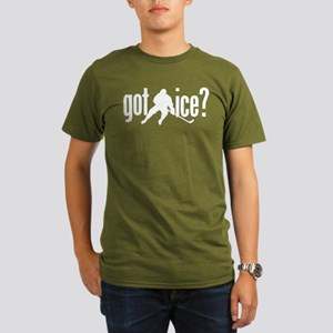 Got Ice Men's Organic Classic T-Shirts - CafePress