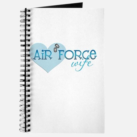AF Wife Journal