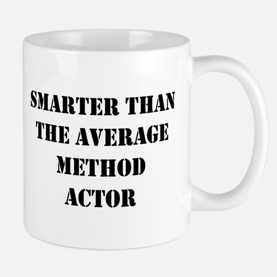 Average method actor Mug