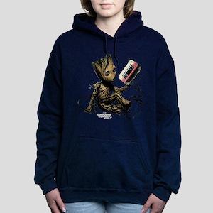 Groot Guardians Galaxy Women s Hoodies   Sweatshirts - CafePress a0e5cac16