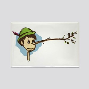 Pinocchio Rectangle Magnet (10 pack)