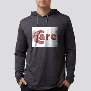 Words of Care Long Sleeve T-Shirt