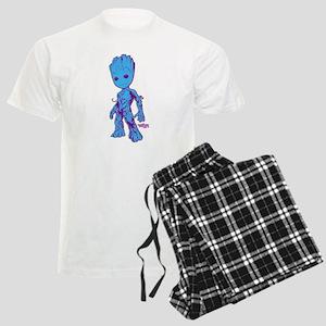 GOTG Groot Pose Men's Light Pajamas