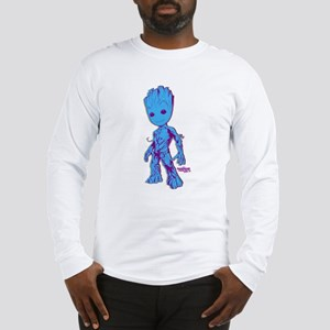 GOTG Groot Pose Long Sleeve T-Shirt