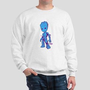 GOTG Groot Pose Sweatshirt