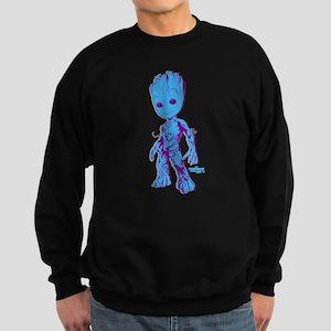 GOTG Groot Pose Sweatshirt (dark)
