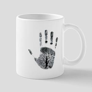 Hand Plant Mug