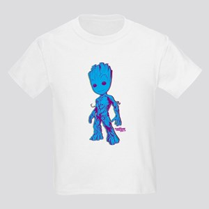 GOTG Groot Pose Kids Light T-Shirt