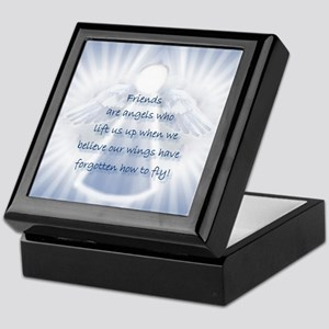 Friendship Angel Keepsake Box