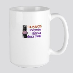Interpretive Historical Dance Large Mug