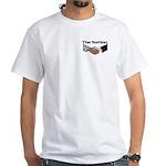 The Nation White T-Shirt