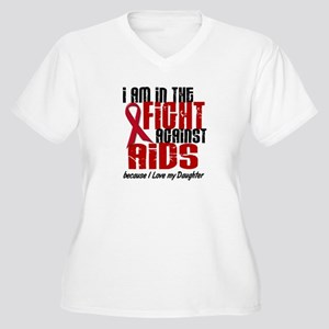 In The Fight Against AIDS 1 (Daughter) Women's Plu