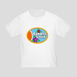 Summer Lovin Toddler T-Shirt