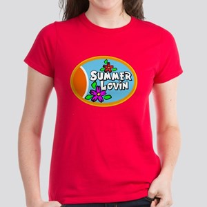 Summer Lovin Women's Dark T-Shirt