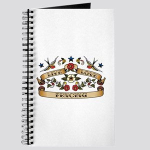 Live Love Fencing Journal