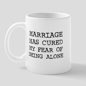 Marriage Has Cured My Fear of Mug