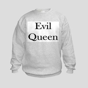 """Instant """"Evil Queen"""" Kids Sweatshirt"""