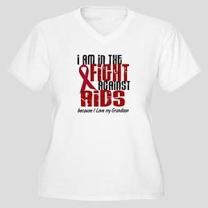 In The Fight Against AIDS 1 (Grandson) Women's Plu
