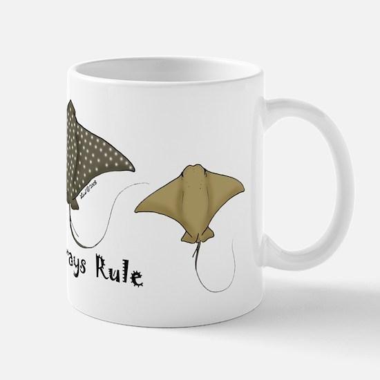 Stingrays Rule Mug