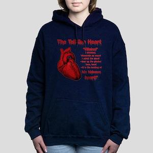 The Tell-Tale Heart Women's Hooded Sweatshirt