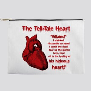 The Tell-Tale Heart Makeup Pouch