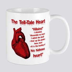 The Tell-Tale Heart Mugs