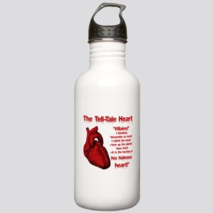 The Tell-Tale Heart Water Bottle