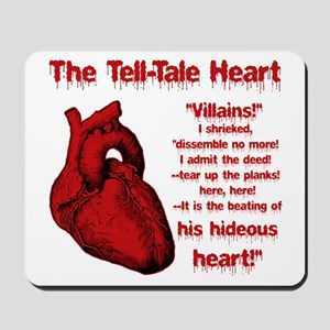 The Tell-Tale Heart Mousepad