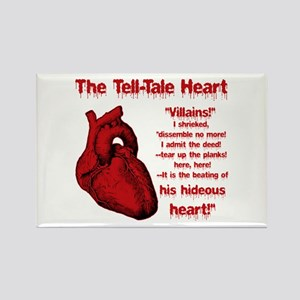 The Tell-Tale Heart Magnets