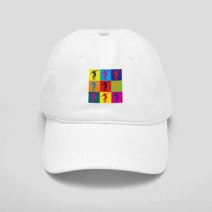 Discus Pop Art Cap