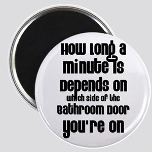 How Long a Minute Is Magnet