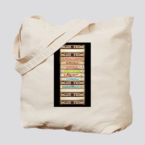 GOTG Cassettes Tote Bag