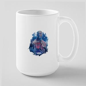 GOTG Drax Pose Large Mug