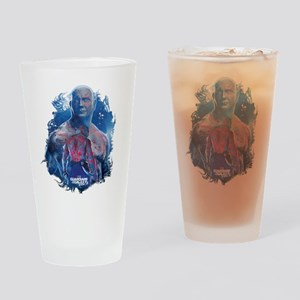 GOTG Drax Pose Drinking Glass